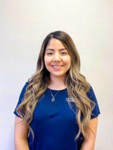 Natalie Vazquez B.S. SLP-Assistant