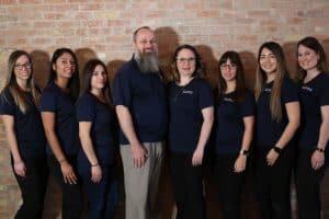 Private Practice Team Photo
