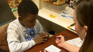 Speech therapy sight words